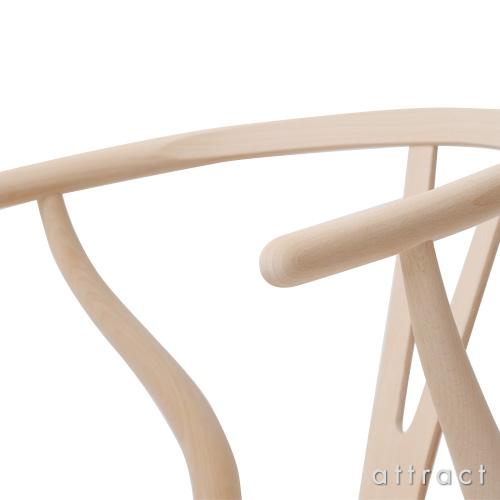 Carl Hansen & Son カールハンセン&サン CH24 Yチェア ビーチ (ソープフィニッシュ) 座:ナチュラルペーパーコード デザイン:ハンス・J・ウェグナー