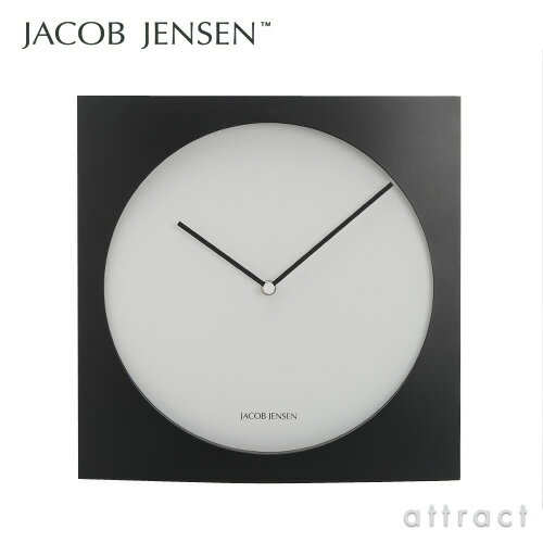 JACOB JENSEN ヤコブ・イェンセン Wall Clock ウォールクロック 壁掛け時計 サイズ:Φ35cm カラー:3色