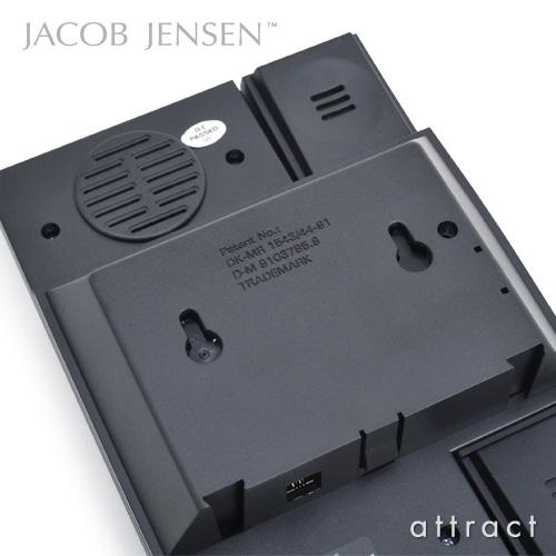 JACOB JENSEN ヤコブ・イェンセン T-3 Telephone 3 電話機 カラー:シルバー